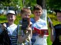 """Книжный флешмоб на празднике """"БиблиоВесна"""" в День библиотек"""