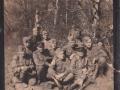 «Мой прадед» Спирин Михаил Алексеевич (во втором ряду второй слева)