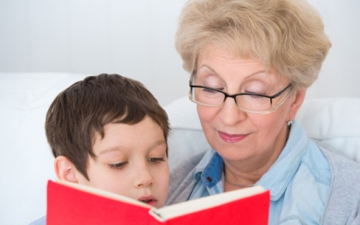 Книга объединяет поколения