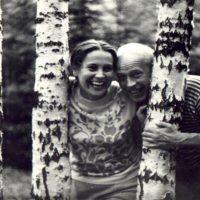 Владимир Тендряков и Наталья Асмолова