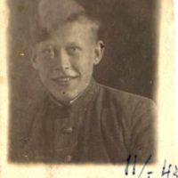 Владимир Тендряков 1943 г.