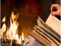 """Человек без книг, как костер без огня"""