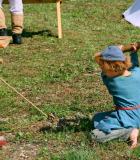 23. Будни в лагере викингов.