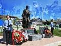 «Мы помним, мы гордимся». Автор: Аглиуллина Алия (Самарская область).
