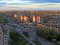 """Панорама ул. Конева, 2017 г."""