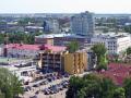 """""""Центр города, вид с колокольни. 2007 г."""""""