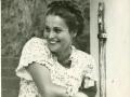 Наталия Григорьевна Асмолова-Тендрякова. 1951 г.