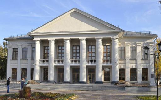 Афиша театральная