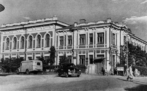 История областной библиотеки